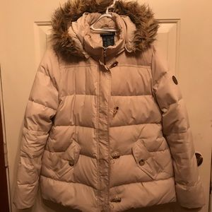 Ralph Lauren Genuine Down Coat